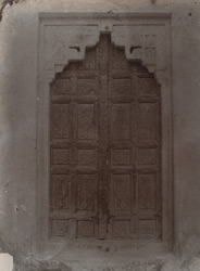 Carved wooden door, Amber Palace 10031587
